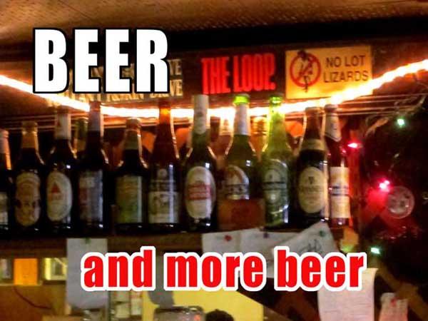 Bay Horse Tavern Tucson Beer
